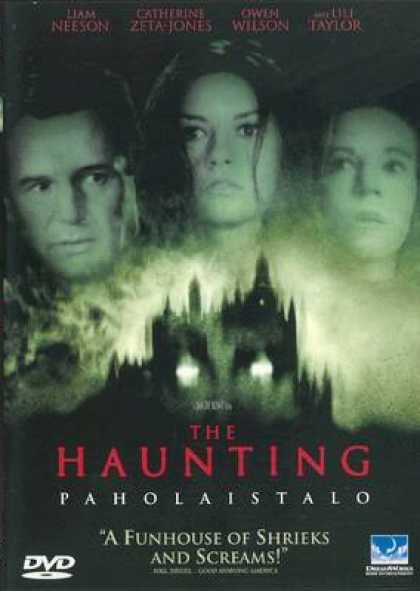 Finnish DVDs - The Haunting