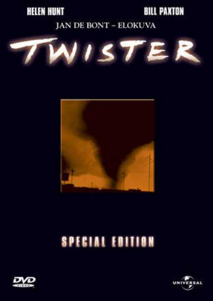 Finnish DVDs - Twister