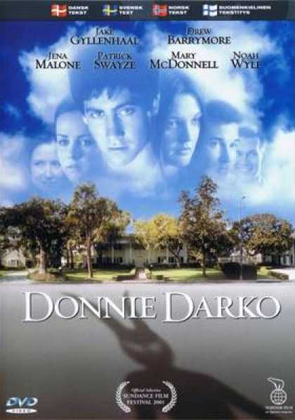 Finnish DVDs - Donnie Darko