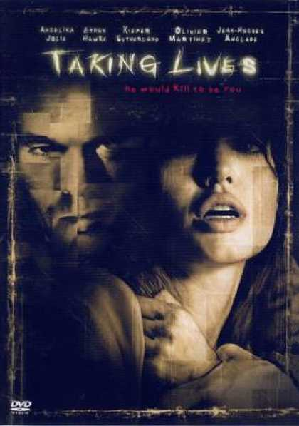 Finnish DVDs - Taking Lives