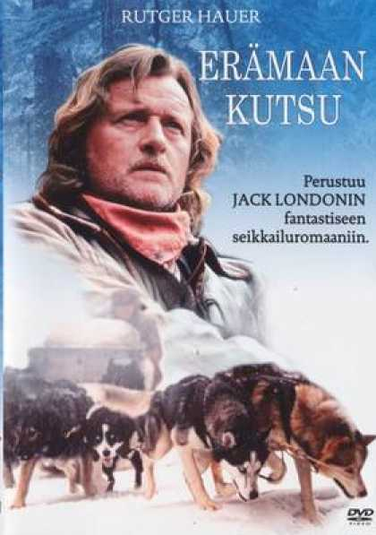 Finnish DVDs - The Call Of The Wild