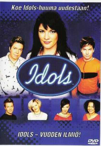 Finnish DVDs - Idols
