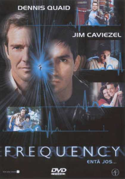 Finnish DVDs - Frequence