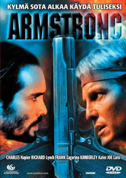 Finnish DVDs - Armstrong