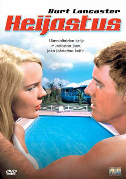 Finnish DVDs - The Swimmer