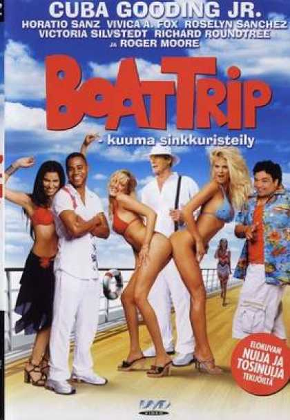 Finnish DVDs - Boat Trip