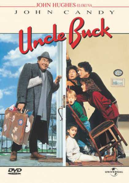 Finnish DVDs - Uncle Buck