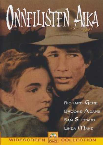 Finnish DVDs - Days Of Heaven