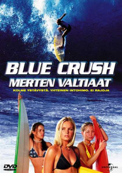 Finnish DVDs - Blue Crush