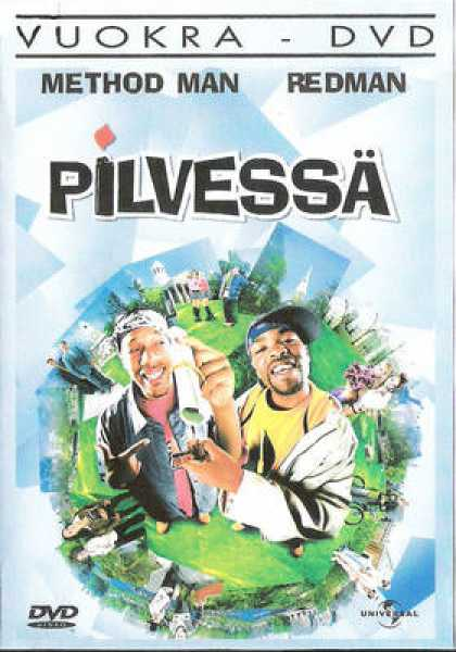 Finnish DVDs - How High