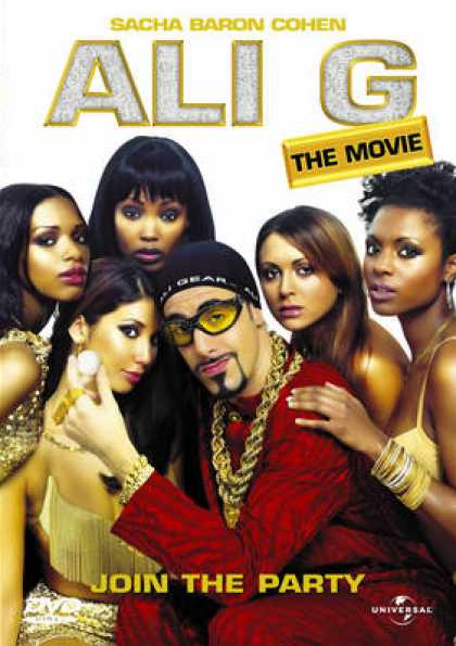 Finnish DVDs - Ali G Indahouse