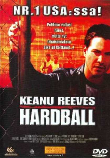 Finnish DVDs - Hardball