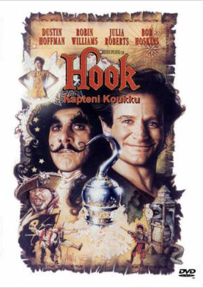 Finnish DVDs - Hook