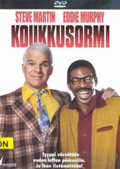 Finnish DVDs - Bowfinger