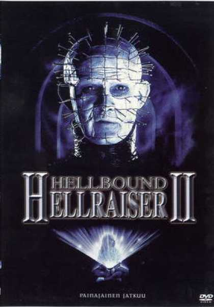 Finnish DVDs - Hellraiser 2