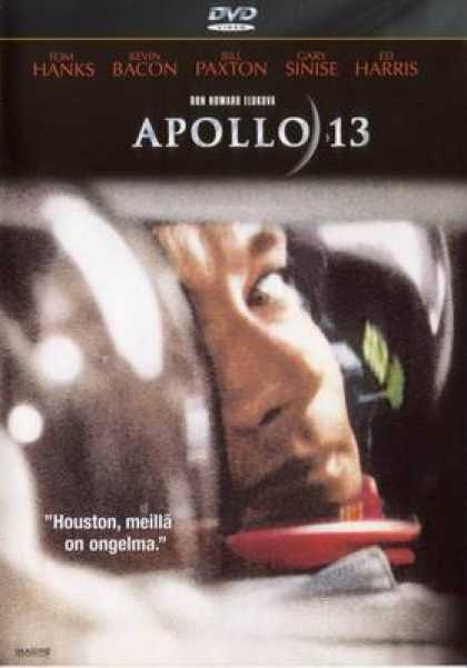 Finnish DVDs - Apollo 13