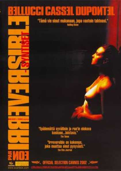 Finnish DVDs - Irreversible