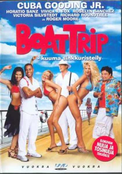 Finnish DVDs - Boattrip