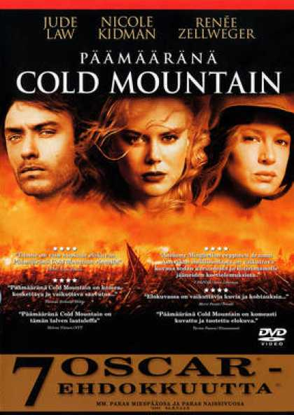 Finnish DVDs - Cold Mountain