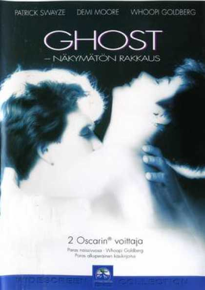 Finnish DVDs - Ghost