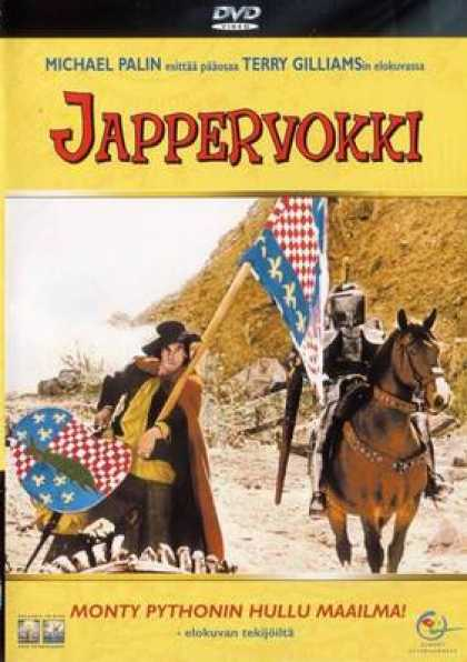 Finnish DVDs - Jabberwocky