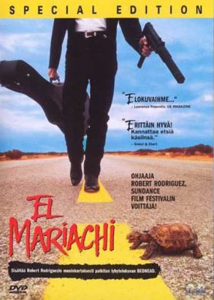 Finnish DVDs - El Mariachi