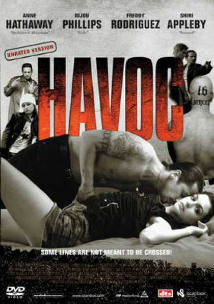 Finnish DVDs - Havoc