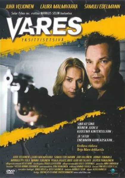 Finnish DVDs - Vares