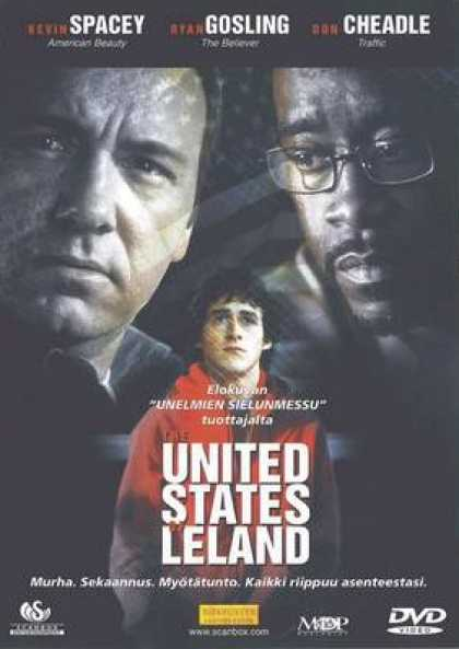 Finnish DVDs - The United States Of Leland