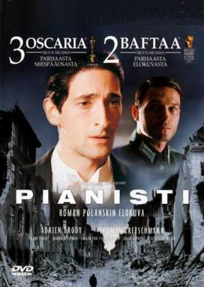 Finnish DVDs - The Pianist
