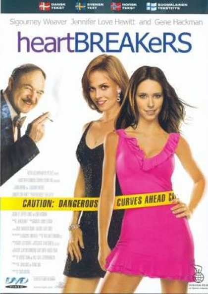 Finnish DVDs - Heartbreakers