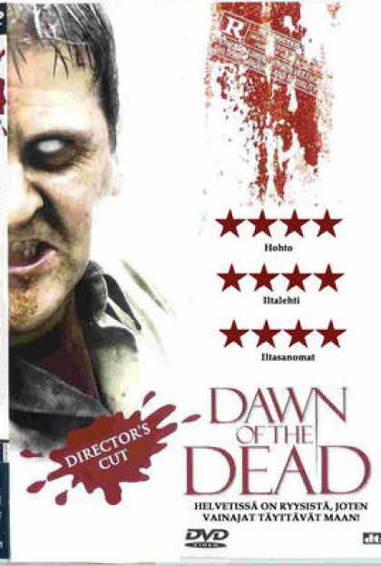 Finnish DVDs - Dawn Of The Dead 2004 Directors Cut