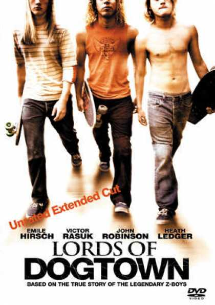 Finnish DVDs - Lords Of Dogtown