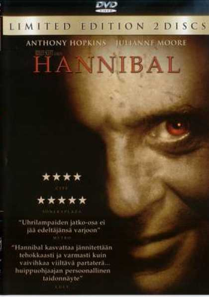 Finnish DVDs - Hannibal Limited