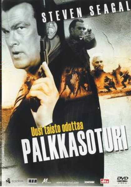 Finnish DVDs - Mercenary For Justice