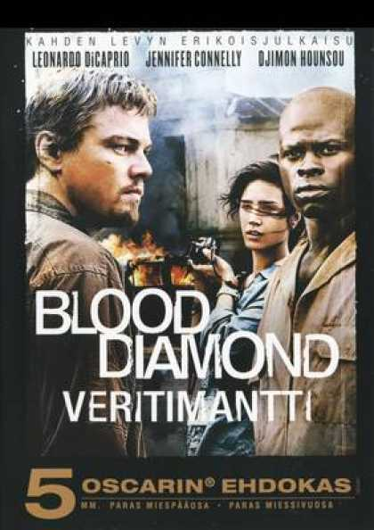 Finnish DVDs - Blood Diamond