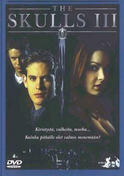 Finnish DVDs - The Skulls 3