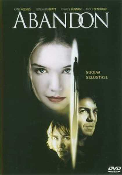 Finnish DVDs - Abandon