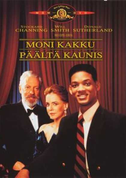 Finnish DVDs - Six Degrees Of Separation
