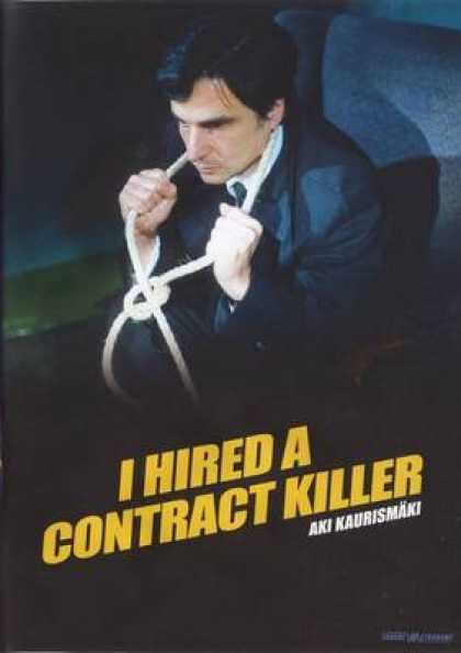 Finnish DVDs - I Hired A Contract Killer