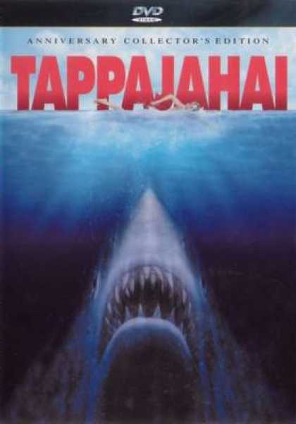 Finnish DVDs - Jaws Special