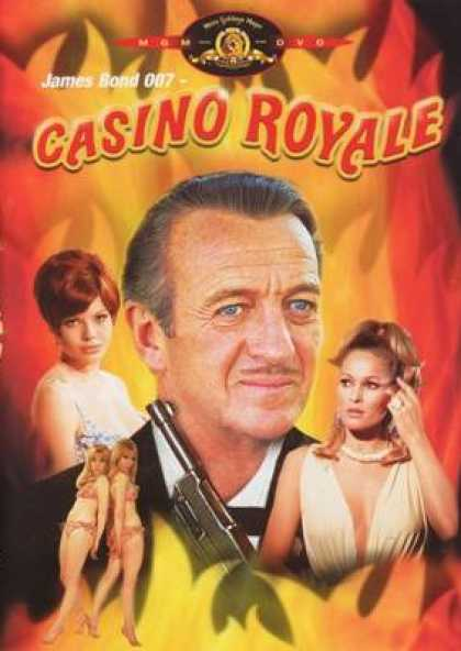 Finnish DVDs - Casino Royale