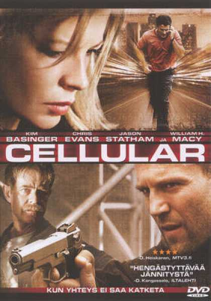 Finnish DVDs - Cellular