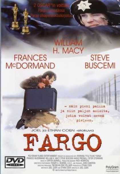 Finnish DVDs - Fargo
