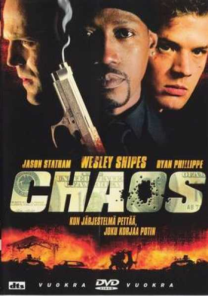 Finnish DVDs - Chaos
