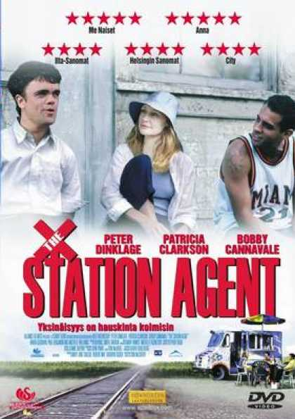 Finnish DVDs - The Station Agent