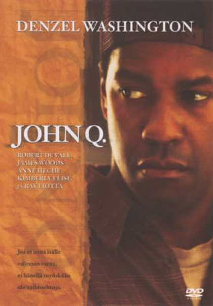 Finnish DVDs - John Q