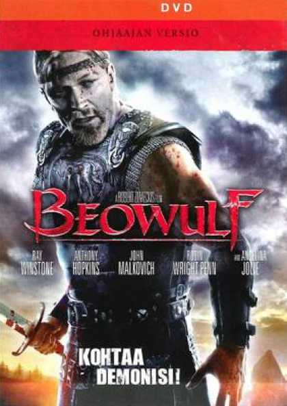 Finnish DVDs - Beowulf