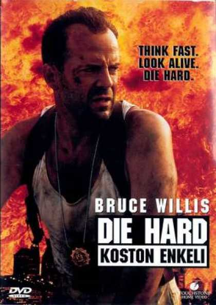 Finnish DVDs - Die Hard 3 With A Vengeance