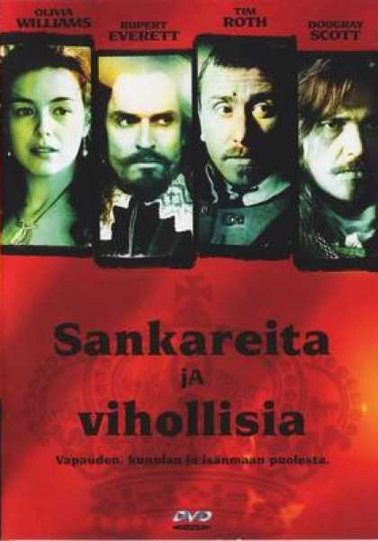 Finnish DVDs - To Kill A King